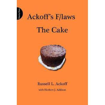 【预订】Ackoff's F/Laws the Cake 美国库房发货,通常付款后3-5周到货!