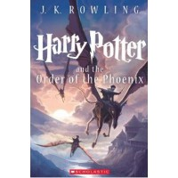 英文原版 哈利波特与凤凰社 Harry Potter and the Order of the Phoenix 第五部