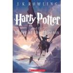 英文原版 哈利波特与凤凰社 Harry Potter and the Order of the Phoenix 第五部