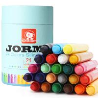 [当当自营]TOPBRIGHT特宝儿 JORMA儿童蜡笔可水洗涂鸦婴幼儿画画笔24支装120233