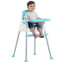 bb凳婴儿餐桌椅儿童餐椅宝宝餐椅小孩吃饭椅子可折叠便携式