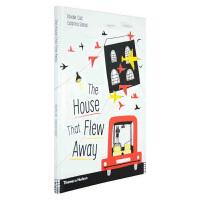 【预订】The House That Flew Away 飞走的房子 艺术插画设计书