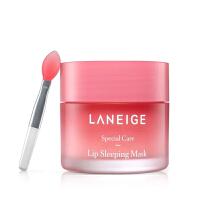 兰芝(LANEIGE)草莓果冻唇膜20g 送唇刷 淡化唇纹滋润保湿