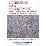 【预订】Enterprise Risk Management: Today'S Leading Research