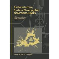 【预订】Radio Interface System Planning for GSM/Gprs/Umts