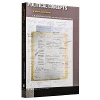 【中商原版】政治核心词汇 英文原版 Political Concepts: A Critical Lexicon
