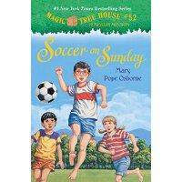 Magic Tree House #52: Soccer on Sunday 神奇树屋系列52:周日的足球赛【英文原版