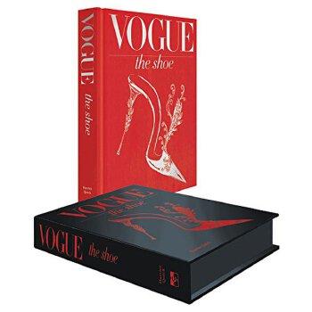 Vogue The Shoe 时尚礼鞋大全【英文原版 时尚爱好者、时尚灵感来源、视觉、时尚设计】