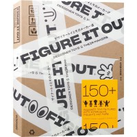Figure it Out! Designer Toys and Their Makers 英文版