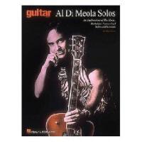 【预订】Al Di Meola Solos