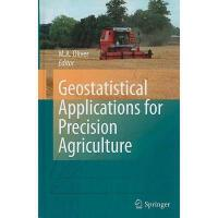 【预订】Geostatistical Applications for Precision