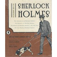 新的注释版福尔摩斯:完整的短篇故事【现货】英文原版The New Annotated Sherlock Holmes: The Complete Short Stories (2 Vol. Set)