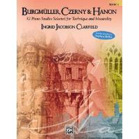 【预订】Burgmuller, Czerny & Hanon: Book 3: 32 Piano Studies