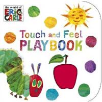 英文原版The Very Hungry Caterpillar: Touch and Feel Playbook好饿的
