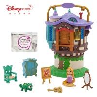 漫画家公主长发公主迷你小屋可发光发声儿童玩具儿童节礼物