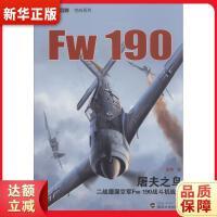 屠夫之鸟:二战德国空军Fw 190 战斗机战史 高智 武汉大学出版社 9787307202436 新华正版 全国85%
