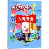 (引进版)巧巧绘本馆・儿童安全教育系列--哼哼学堂之火电安全(精装绘本) (美)查尔斯・安德鲁(Charles Andr