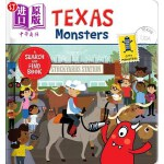 【中商海外直订】Texas Monsters