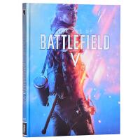 【中商原版】战地5设定集 英文原版 The Art of Battlefield V 游戏设定集