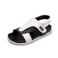 男童凉鞋夏季新款儿童鞋男童潮中大童学生男孩沙滩鞋