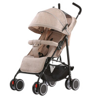 超轻便携婴儿推车可坐可躺伞车折叠简易四轮避震宝宝手推小婴儿车