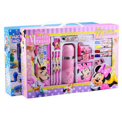 迪士尼文具套装礼盒儿童学习用品小学生男女孩生日大礼包Z6003文具套装礼盒开学礼物学习用品套装