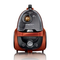 飞利浦吸尘器FC8632家用强力大功率 真空可水洗静音除螨虫 无耗材