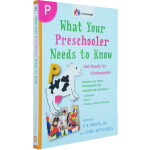 What Your Preschooler Needs to Know幼儿园全科英语 全彩插图书