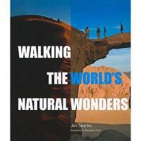 【预订】Walking the World's Natural Wonders