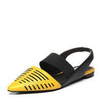 Joy&Peace/真美诗春季专柜同款女皮凉鞋ZE126AH6