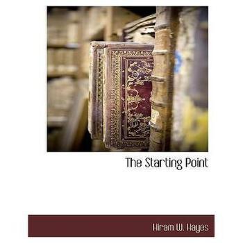 【预订】The Starting Point Y9781117890937 美国库房发货,通常付款后3-5周到货!