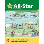 【预订】All Star Level 3 Student Book