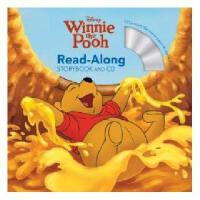 Read-Along系列:Winnie the Pooh 英文原版 小熊维尼(书+CD)有声读物