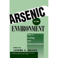 【预订】Arsenic In The Environment Part 1: Cycling And