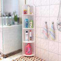 门扉 卫生间置物架 浴室收纳角架厕所卫浴洗手间落地欧式储物架子