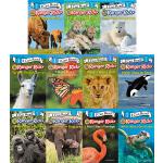 Ranger Rick 英文原版分级读物读本 I Can Read L1 7本合售 儿童故事绘本 小学生英语故事书 英
