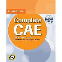 【预订】Complete CAE Workbook [With CD (Audio) and Answer