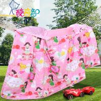 【4.6-4.8超级品牌日 限时秒杀】富安娜出品 酷奇智儿童印花空调被纯棉卡通夏被