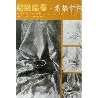 【正版现货】初级临摹 素描静物 刘花弟,袁小斌 9787807492627 江西美术出版社