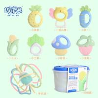手摇铃玩具早教0-1岁宝宝 儿童男孩3女孩12个月6