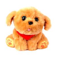 20180527171042750抱抱旺电动毛绒智能机器狗对话萌宠玩具早教声控电子宠物 豪华礼盒 20厘米-29厘米