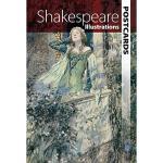 【预订】Shakespeare Illustrations Postcards