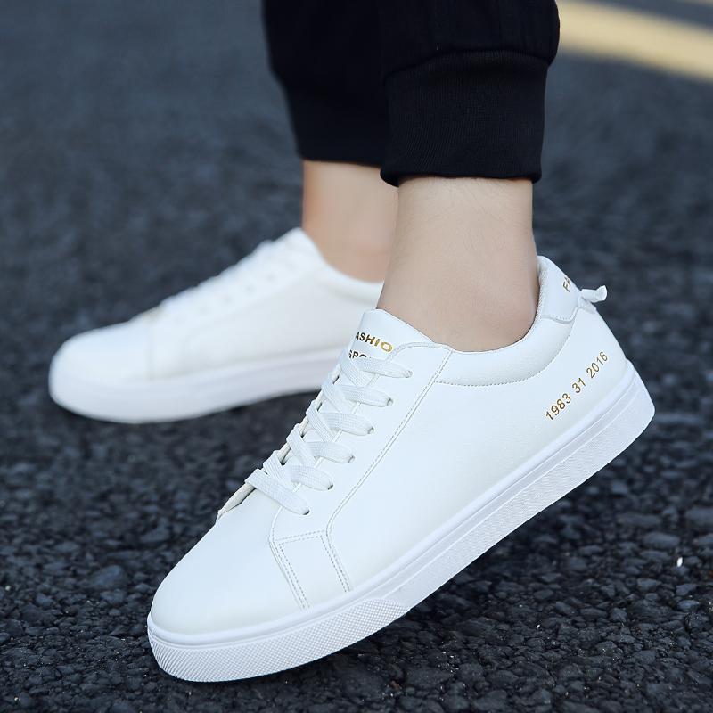 小白鞋男休闲鞋男鞋男士透气休闲布鞋运动鞋潮鞋子低帮鞋男运动慢跑鞋增高鞋户外旅游鞋