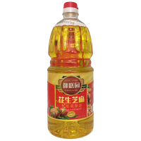 御膳园丁 花生芝麻食用调和油 1.5L