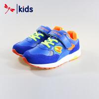 红蜻蜓童鞋男童中大童复古款运动鞋