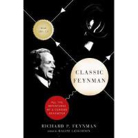 【预订】Classic Feynman: All the Adventures of a Curious