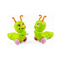 幼儿婴儿童宝宝男女小孩青蛙动物上链发条玩具 上链糖宝