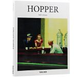 Hopper 爱德华 普绘画艺术作品集 美国绘画 艺术基础系列 绘画作品集