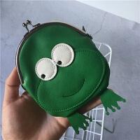 青蛙变王纸~卡通零钱包女创意可爱钥匙包迷你 50G
