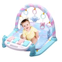 脚踩钢琴婴儿健身架器脚踏钢琴0-1岁脚蹬琴音乐玩具3-12个月男孩
